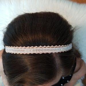 Beaded hair band!